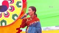2019年玛曲赛马节欧智卓玛献唱《河曲骏马》