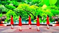 龙门红叶广场舞-妈妈的吻-编舞-梅怡