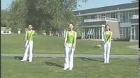 第三套全国中学生广播体操舞动青春