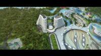格林纳达莱维纳国家旅游度假区项目宣传
