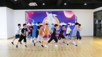 神童小舞者 choreography by JUST