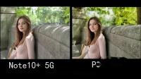 三星Note10+拍照对比华为P30P,这差距花粉看了想哭!