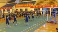 吉首女队VS龙山女队(第三局决胜局),湘西州农商银行气排球半决赛