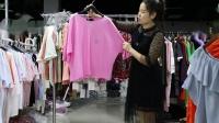2019年最新精品女装批发服装批发时尚服饰时尚女士新款夏装小衫上衣走份30件一份,视频款可挑款零售混批~2
