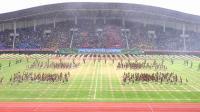 延边州第二十一届运动会开幕式