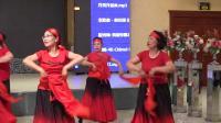 森吉德玛钢大:双馨艺术团庆典:舞蹈《安代舞》武梅花等