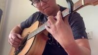 吉他指弹--邓紫棋《画》