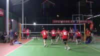 邵武市代表队VS资溪县代表队气排球友谊赛