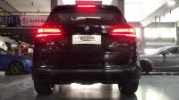 19款宝马X5 3.0T Repose中尾段阀门款排气开阀门启动效果