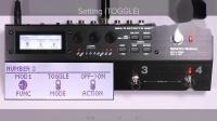 BOSS MS-3多功能效果切换控制器 快速入门 第四章: 音色编辑(手动模式设置)