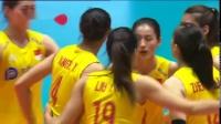 #2019女排亚锦赛#【2019女排亚锦赛(小组赛)(第二轮)(中国VS印度尼西亚)整场比赛视频】
