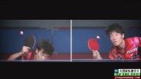 《国家队教学》第2集:松平健太下蹲式发球技术_乒乓球教学视频教程_高清