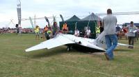 65公斤超大SB-4航模飞机