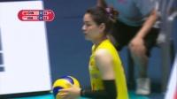 杜清清集锦 2019年亚锦赛  小组赛 印尼女排