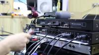 加拿大客户KTV套装连接视频指导(JBLKI310)