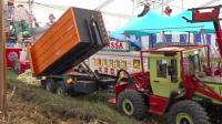 RC遥控碎木卡车