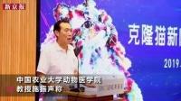 """【我国首只克隆猫出生】取名为""""大蒜""""!"""