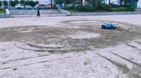 汽油贝拓5T沙滩爽跑