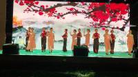 时装秀《中国大舞台》表演者:桐梓天美艺术中心时装表演队 指导老师刘小兰
