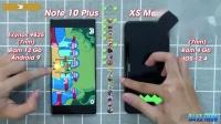 三星Note 10+与iPhone Xs Max性能对比测试