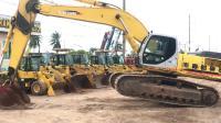 住友SUMITOMO SH450HD-3挖掘机