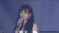 郑爽十周年生日会演唱一起来看流星雨的片尾曲《我要的飞翔》