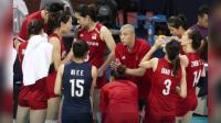 中国女排 3:2胜日本女排 半决赛战泰国女排 亚锦赛