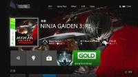 Xbox one 《忍龙3》刀锋边缘试玩