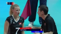 2019.08.24 俄罗斯 vs 瑞士 - 2019女排欧锦赛