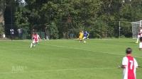 青训梯队比赛集锦:阿贾克斯U19 - 格拉斯哥流浪者U19