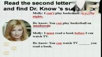 人教版英語七下Unit 4 Section B(Reading)教學視頻實錄(李娜)