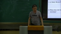 人教版英語七下Unit 4(第五課時)教學視頻實錄(趙宏偉)