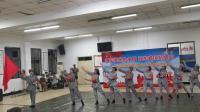 京剧诗舞《娄山关》上海戏曲歌舞团慰问南京路