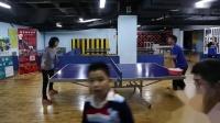 乒乓生活课堂明晨教学  1 正手攻球_高清