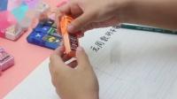 君晓天云滚轮橡皮擦芭比小学生擦得乾净韩国创意像皮擦卡通可爱儿童象皮擦