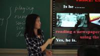 人教版英語七下Unit 6 Section A(2a-2d)教學視頻實錄(湯筱婧)