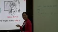 人教版英語七下Unti 2 Section A(1a-2c)教學視頻實錄(程燁)