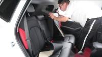 荣威RX5坐垫安装视频指导_沃居车品CLY