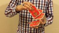【花切教学】针锋相对 教学 - 纸牌花式中文基础教学