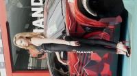 485. 4K  Racing Model 汽车展会车模