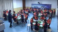 人美版二年級美術《擺花樣》優秀課堂實錄