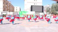 森吉德玛钢大:《开门红》双树社区新希望舞蹈队