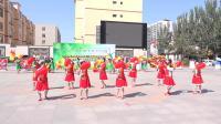 森吉德玛钢大:《张灯结彩》五路村舞蹈队