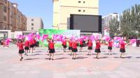 森吉德玛钢大:《欢聚一堂》后白庙村舞蹈队