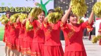 森吉德玛钢大:《红红的中国》昭乌达路新时代健身队
