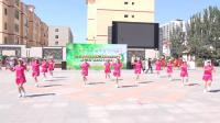 森吉德玛钢大:《中国红》八拜村舞蹈队