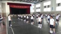 二年級體育《足球踩球》優秀教學視頻