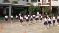 三年級體育《花樣跳繩》優秀教學視頻