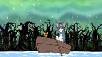 四川方言:猫和老鼠联手大战飞天黑猫,搞笑配音笑弯你的腰!
