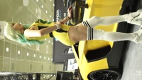 540. 4K 汽车展会模特 Racing Model Han Gaeun Horizontal